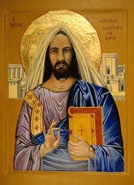 Tobias Stanislas Haller, BSG, St James of Jerusalem (2008).