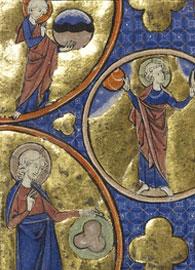Unknown Illuminator, The Creation of the World (circa1250-1260)