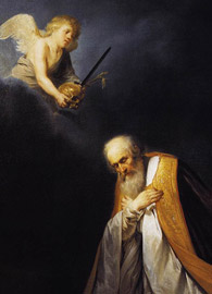 Pieter de Grebber, King David in Prayer