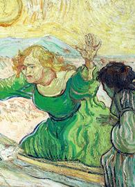 Vincent van Gogh (1853 – 1890), The raising of Lazarus