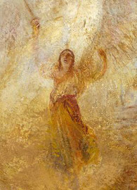 J. M. W. Turner, The Angel Standing in the Sun (1846)