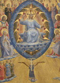 Last Judgment by Fra Angelico, Last Judgement (circa 1450).
