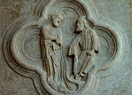 Jeremiah Buries His Girdle