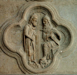 Jeremiah and the yoke of scrap metal